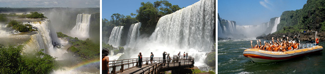 an unforgettable trip to iguazu falls