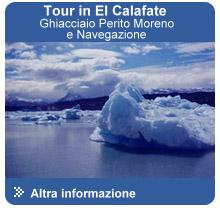 Viaggio ai ghiacciaio Perito Moreno